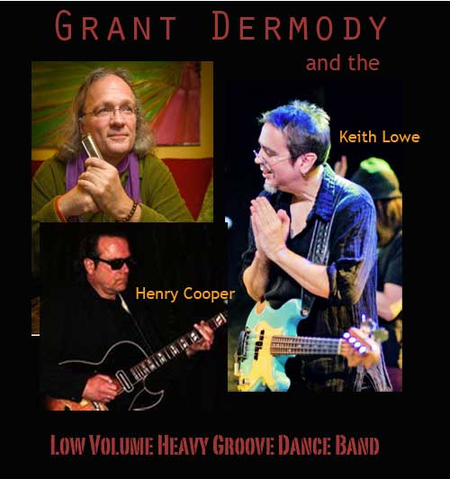 Grant Dermody and the Low Volume Heavy Groove Dance Band