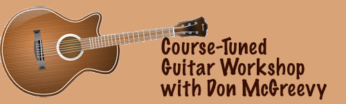 Course Tuned Guitar Workshop